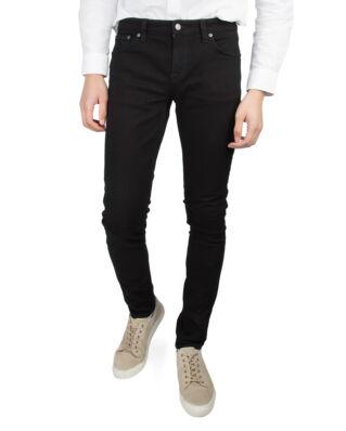 Nudie Jeans Skinny lyn black black jeans