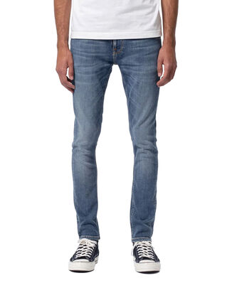 Nudie Jeans Tight Terry Steel Navy