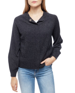 Odd Molly All Set Cardigan Asphalt
