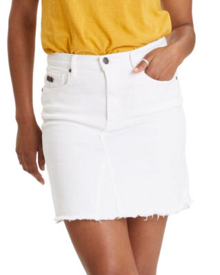 Odd Molly Cabana Skirt Bright White