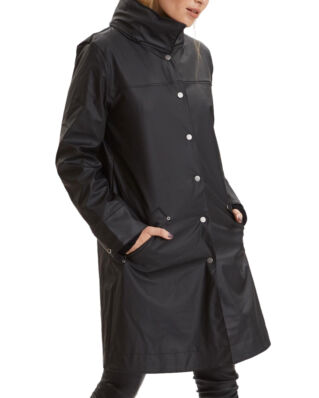 Odd Molly Dashing Drizzel Rain Jacket Almost Black
