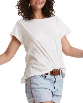 Odd Molly Doooer T-Shirt Bright White