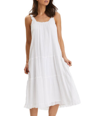 Odd Molly Easy Steppin' Dress Bright White