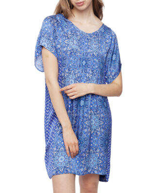 Odd Molly Empowher Dress Sea Blue