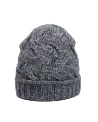 Odd Molly Good For Everything Beanie Boulder Grey
