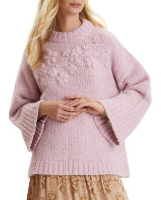 Odd Molly Life Coordinator Sweater Iced Pink