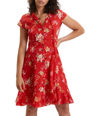 Odd Molly Marvelously Free Dress Red Tulip