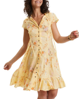 Odd Molly Marvelously Free Dress Vintage Yellow