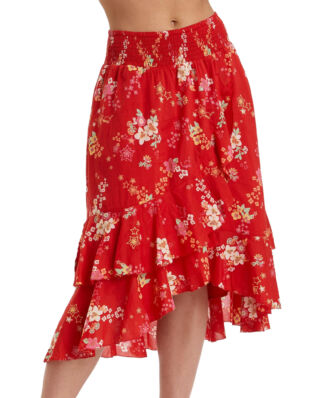 Odd Molly Marvelously Free Skirt Red Tulip