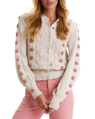 Odd Molly Oh Wow Cardigan Chalk