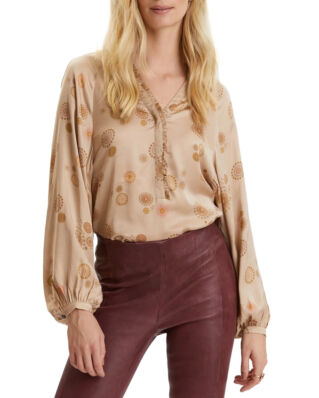 Odd Molly One To Love Blouse Light Taupe