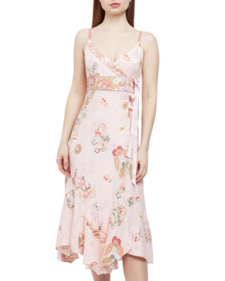Odd Molly Paradise Groove Dress Orchid Pink