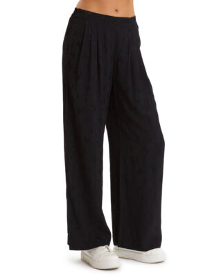 Odd Molly Puzzle Me Together Pant Almost Black