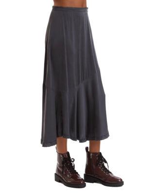 Odd Molly Shine With Confidence Skirt Midnight Black