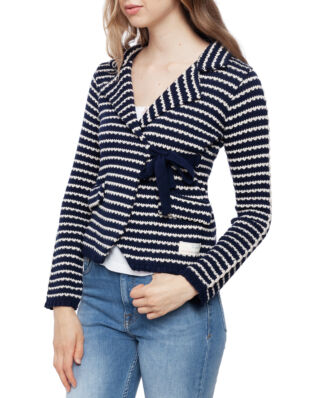 Odd Molly The Knit Jacket Dark Blue