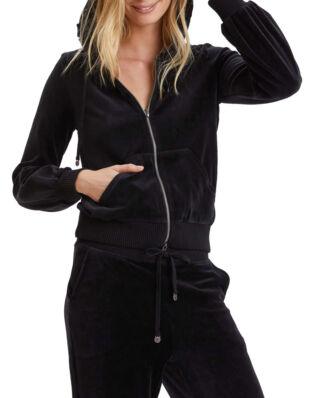 Odd Molly Velouragenius Hood Jacket Almost Black