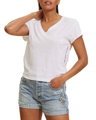Odd Molly Your Twist T-shirt Bright White