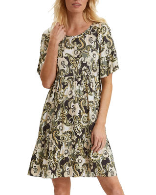 Odd Molly Mesmerizing Short Dress Faded Cargo