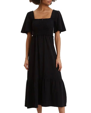 Odd Molly Peppy Dress Almost Black