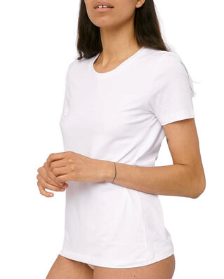 Organic Basics Organic Cotton Tee White