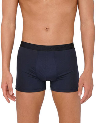 Organic Basics Tencel™ Lite Boxers 2-Pack Dark Navy