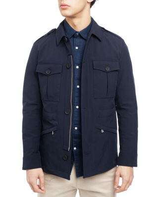 Oscar Jacobson Archer Jacket Dark Blue