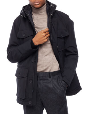 Oscar Jacobson Colton Jacket Black