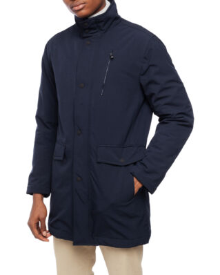 Oscar Jacobson Danton Coat Navy