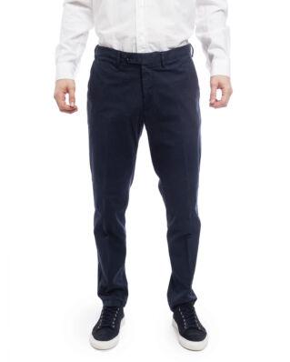 Oscar Jacobson Danwick Trousers Dark Blue