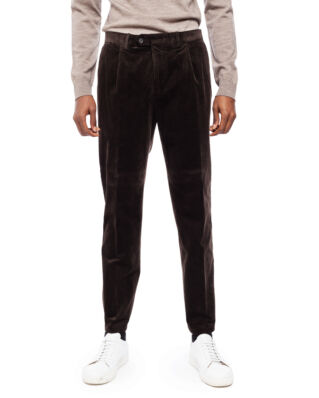 Oscar Jacobson Delon Trousers Brown