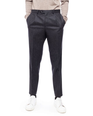 Oscar Jacobson Delon Trousers Dark Grey