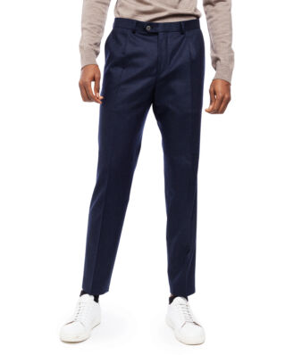 Oscar Jacobson Delon Trousers Faded Blue