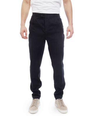 Oscar Jacobson Dyron Trousers Black