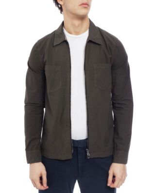 Oscar Jacobson Harding Shirt Jacket Green