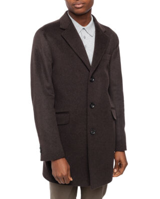 Oscar Jacobson Saks Coat Brown