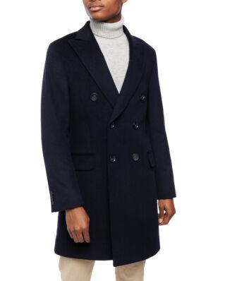 Oscar Jacobson Sebastian Coat Navy