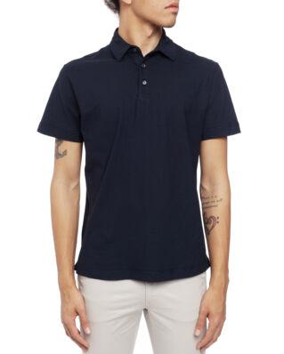 Oscar Jacobson Zine Poloshirt 210 Dark Blue
