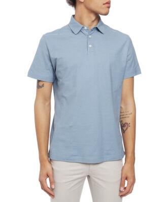 Oscar Jacobson Zine Poloshirt 286 Blue Fog