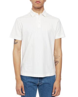 Oscar Jacobson Zine Poloshirt 910 White