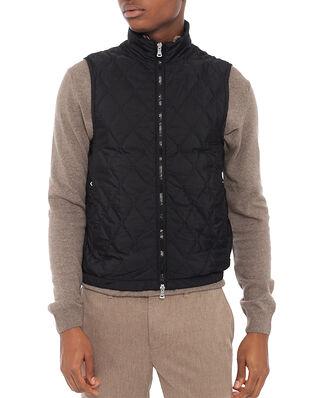 Oscar Jacobson Liner Waistcoat Black