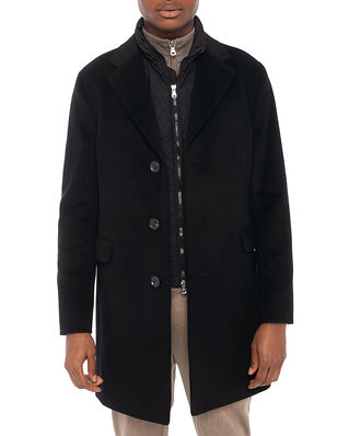 Oscar Jacobson Sonny Coat Black