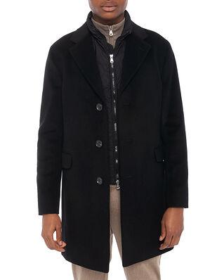 Oscar Jacobson Sonny Coat Black
