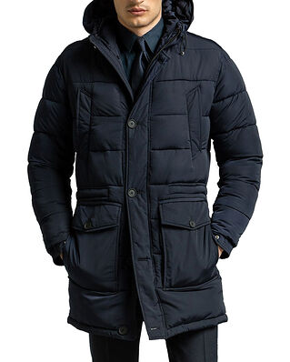 Oscar Jacobson Clayton Jacket Faded Light Blue