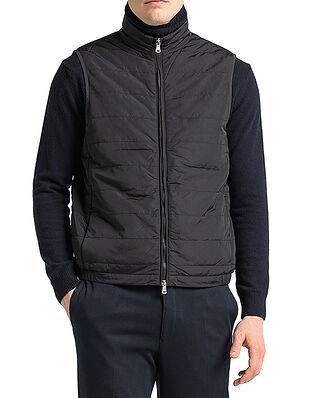 Oscar Jacobson Liner Evo Waistcoat Black