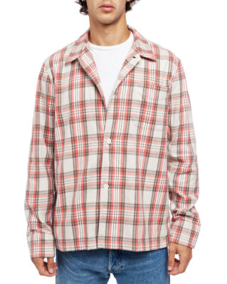 Our Legacy Box Shirt Pink Check