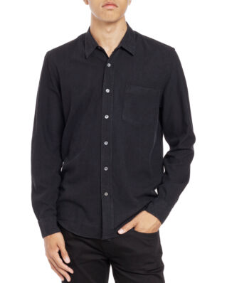 Our Legacy Classic Shirt Black Silk