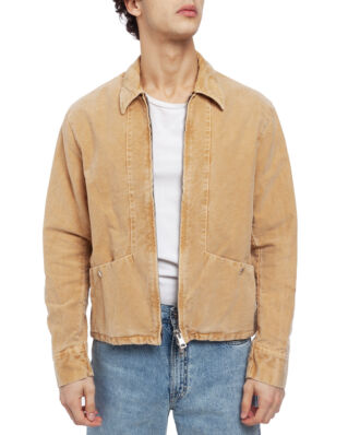 Our Legacy Moleskin Jacket Camel
