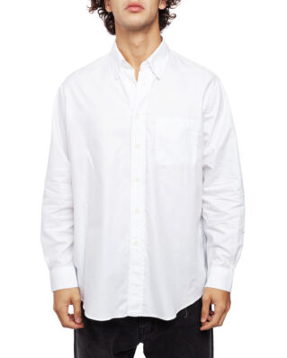 Our Legacy New Bd Shirt White Panama