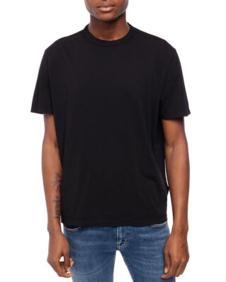 Our Legacy New Box T-Shirt Black Clean Jersey