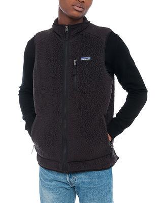 Patagonia M's Retro Pile Vest Black